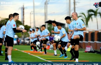Vòng loại World Cup: Thái Lan
