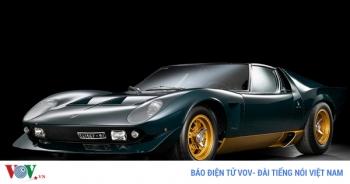"""Khám phá Lamborghini Miura Millenchiodi """"độc"""" nhất thế giới"""