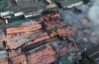 Những câu hỏi lớn sau vụ cháy Công ty Rạng Đông?