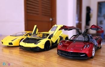 Cần thủ tục gì để nhập khẩu mô hình xe ô tô làm mẫu cho nghiên cứu?