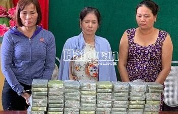 Khởi tố vụ vận chuyển 80 bánh heroin xuyên quốc gia
