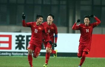 Bốc thăm VCK U23 châu Á 2020: Nín thở chờ đối thủ của U23 Việt Nam