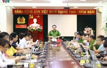 Công bố thông tin vụ triệt phá nhà máy sản xuất ma túy khủng ở Kon Tum