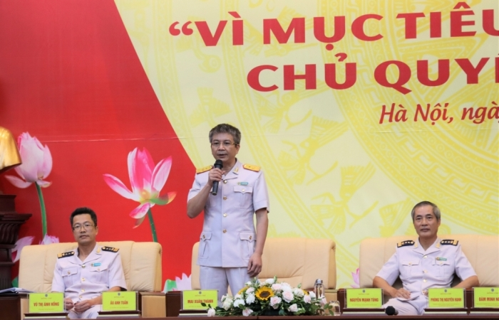 Hải quan Việt Nam hướng tới mục tiêu phù hợp chuẩn mực, thông lệ tốt nhất trên thế giới