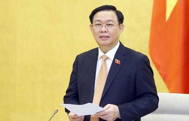 Chủ tịch Quốc hội sẽ dự WCSP5, thăm và làm việc với EP, Bỉ và Phần Lan