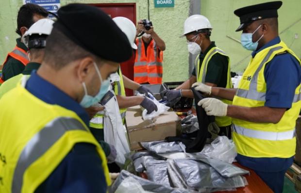 Hải quan Dubai ngăn chặn hàng giả xâm nhập vào chuỗi cung ứng thương mại
