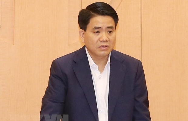 Truy tố ông Nguyễn Đức Chung trong vụ mua chế phẩm xử lý nước hồ