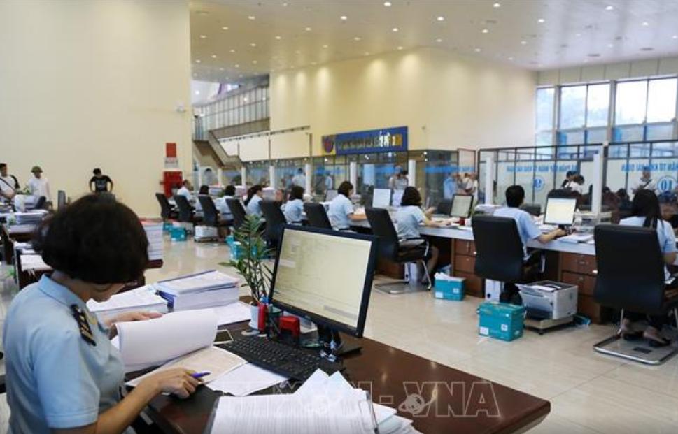 Hải quan Hữu Nghị có thêm Đội Thủ tục hàng hóa chuyển phát nhanh- bưu chính