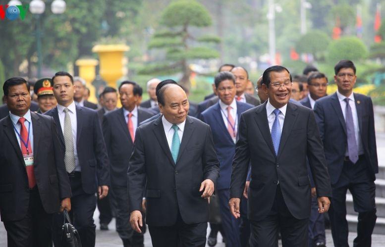 Việt Nam-Campuchia: Nền tảng quan hệ chí tình, chí nghĩa