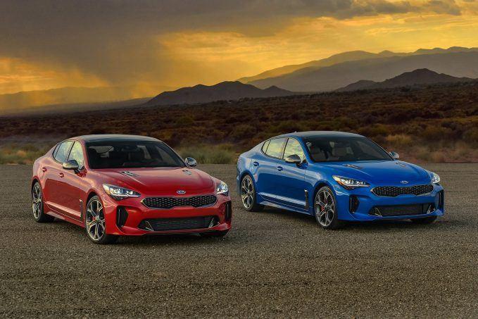top 10 mau xe thu vi nhat nam 2019