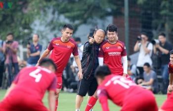 Thầy Park toan tính điều gì cho SEA Games 30 ở trận Việt Nam - Malaysia?