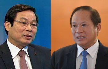 Ông Nguyễn Bắc Son, Trương Minh Tuấn bị khai trừ khỏi Đảng