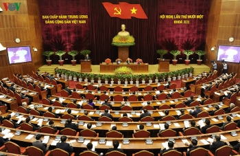 Thông báo Hội nghị lần thứ 11 Ban Chấp hành Trung ương Đảng khoá XII