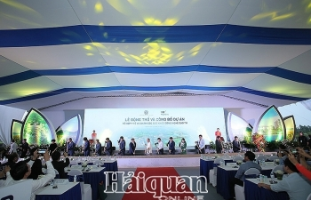 Tập đoàn TH động thổ Dự án Tổ hợp Y tế và Chăm sóc sức khỏe công nghệ cao đầu tiên tại Việt Nam