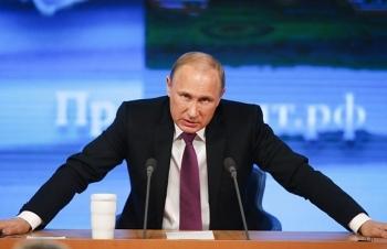 Tổng thống Nga Putin cứng rắn với Mỹ và phương Tây là do khách quan