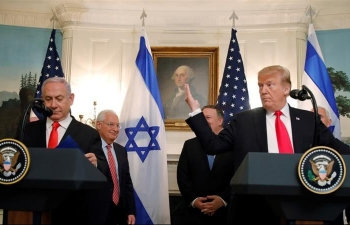Rút quân khỏi Syria, Mỹ gián tiếp gióng chuông cảnh báo Israel?