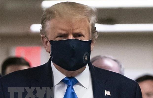 Tổng thống Trump chia sẻ về tình trạng sức khỏe sau khi nhiễm COVID-19