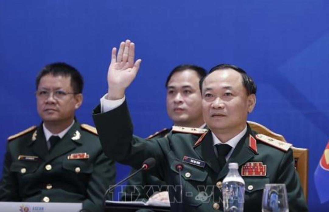 Bổ nhiệm nhân sự cấp cao Bộ Quốc phòng