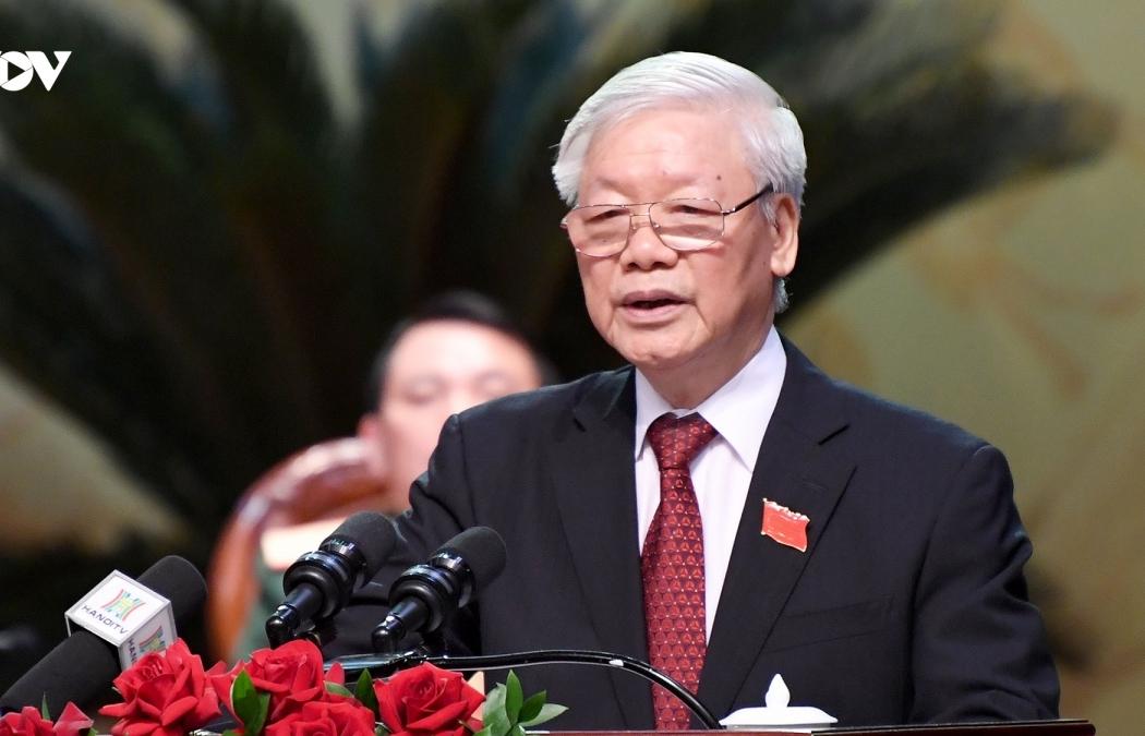 Toàn văn phát biểu của Tổng Bí thư, Chủ tịch nước tại Đại hội đại biểu Đảng bộ Hà Nội