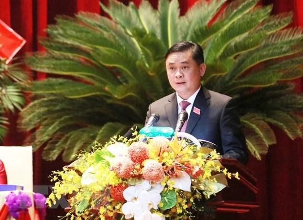 Thu tuong du Dai hoi dai bieu Dang bo tinh Nghe An lan thu XIX hinh anh 2