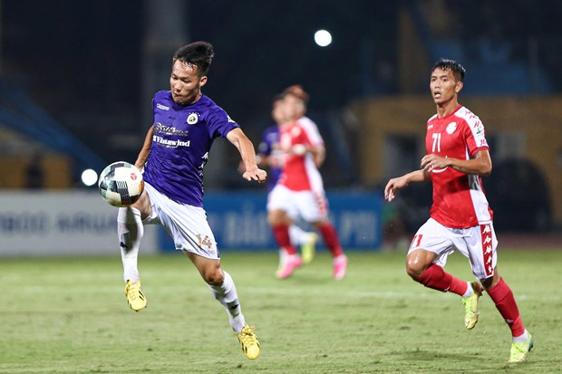 Ha Noi FC loi the nhat trong nhom 'tu ma' dua vo dich V-League 2020 hinh anh 2