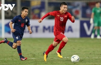 BXH FIFA tháng 10/2020: ĐT Việt Nam bị Thái Lan thu ngắn cách biệt