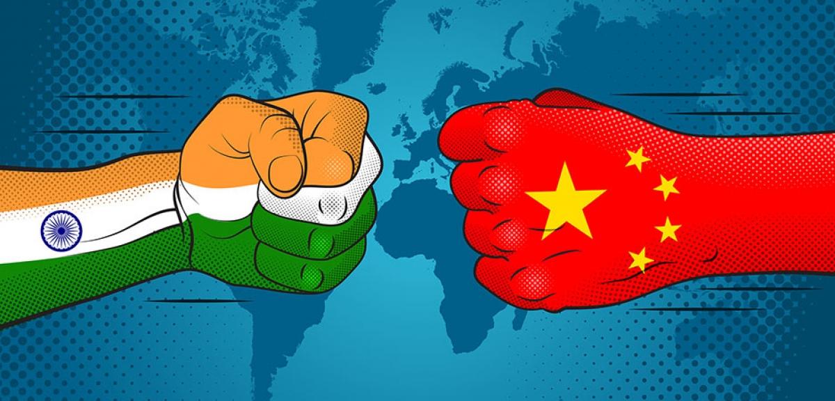 Căng thẳng biên giới giữa Ấn Độ và Trung Quốc đã diễn ra khoảng nửa thế kỷ. Ảnh minh họa: Fair Observer