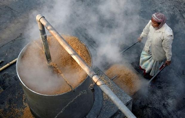 Giá gạo xuất khẩu của Ấn Độ tăng nhẹ, giá nông sản Mỹ giảm