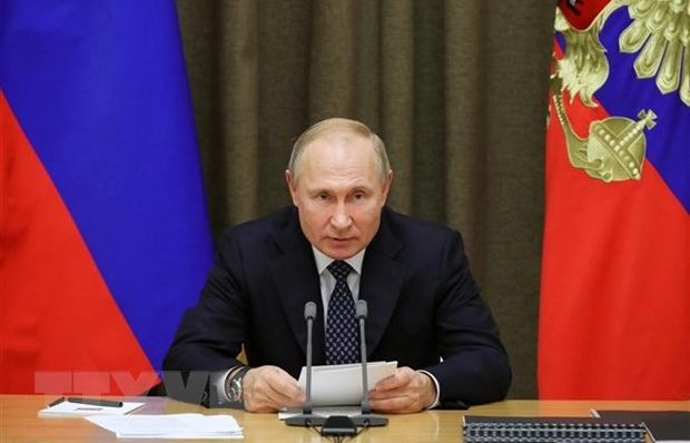 Nga: Tổng thống Vladimir Putin không tham dự hội nghị COP26