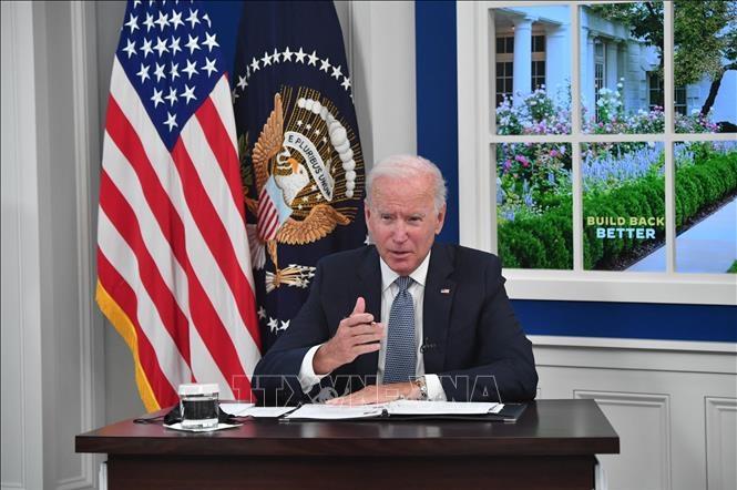 Tỷ lệ ủng hộ Tổng thống Mỹ Joe Biden giảm mạnh