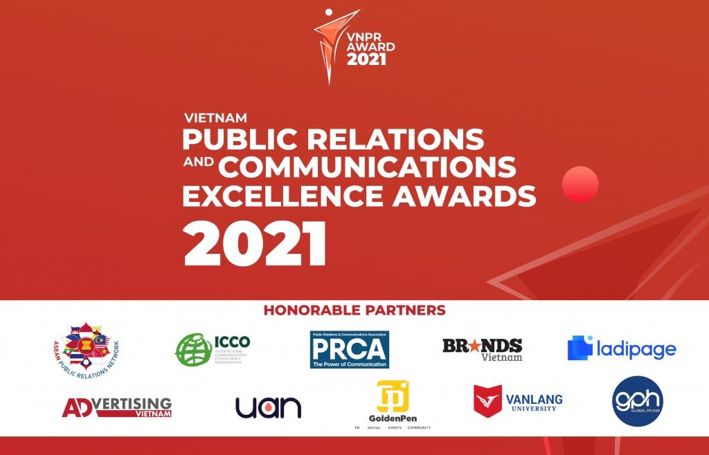 Giải thưởng quan hệ công chúng và truyền thông xuất sắc Việt Nam năm 2021