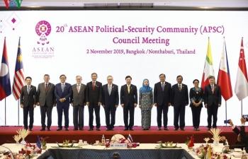 Hội nghị Hội đồng Chính trị - An ninh ASEAN diễn ra tại Bangkok