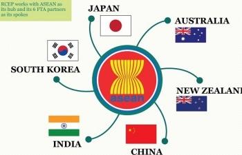 ASEAN cam kết ký hiệp định RCEP vào năm 2020