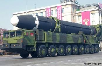 Kịch bản thảm khốc khi chiến tranh hạt nhân Mỹ-Triều Tiên nổ ra