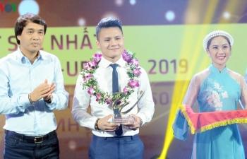 AFF Awards 2019: Khó cản HLV Park Hang Seo và Quang Hải