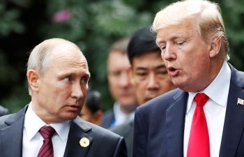 Tổng thống Mỹ Trump cân nhắc dự lễ diễu binh Ngày Chiến thắng của Nga