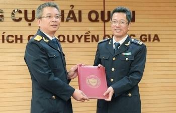 Bổ nhiệm Cục trưởng Cục Giám sát quản lý về hải quan