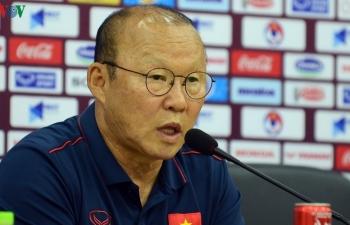 HLV Park Hang Seo chỉ ra điểm yếu của ĐT Thái Lan