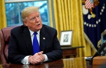 Tổng thống Trump cân nhắc ra điều trần trong cuộc điều tra luận tội