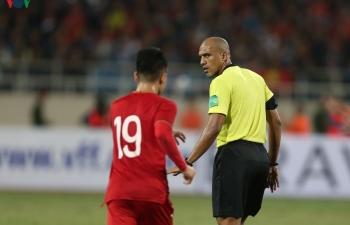 HLV Park Hang Seo nói gì về trọng tài trận Việt Nam 0-0 Thái Lan?