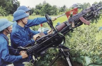 Những hình ảnh ấn tượng trong Sách trắng Quốc phòng Việt Nam 2019