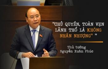 Những phát ngôn ấn tượng tại Kỳ họp thứ 8 Quốc hội khoá XIV