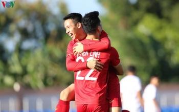 Dư âm U22 Việt Nam 6-1 U22 Lào: Dáng dấp nhà vô địch