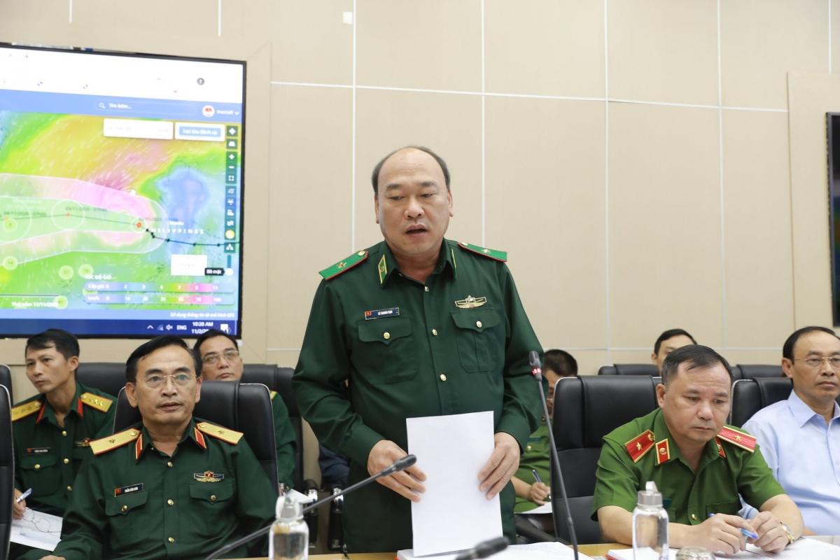Thiếu tướng Lê Quang Đạo, Phó Tư lệnh, Tham mưu trưởng Bộ Tư lệnh Bộ đội Biên phòng