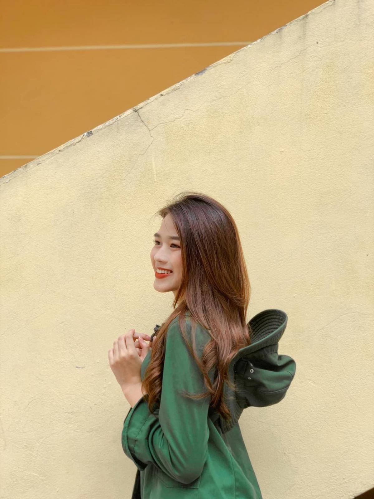 Đỗ Thị Hà từng tham gia làm mẫu ảnh.