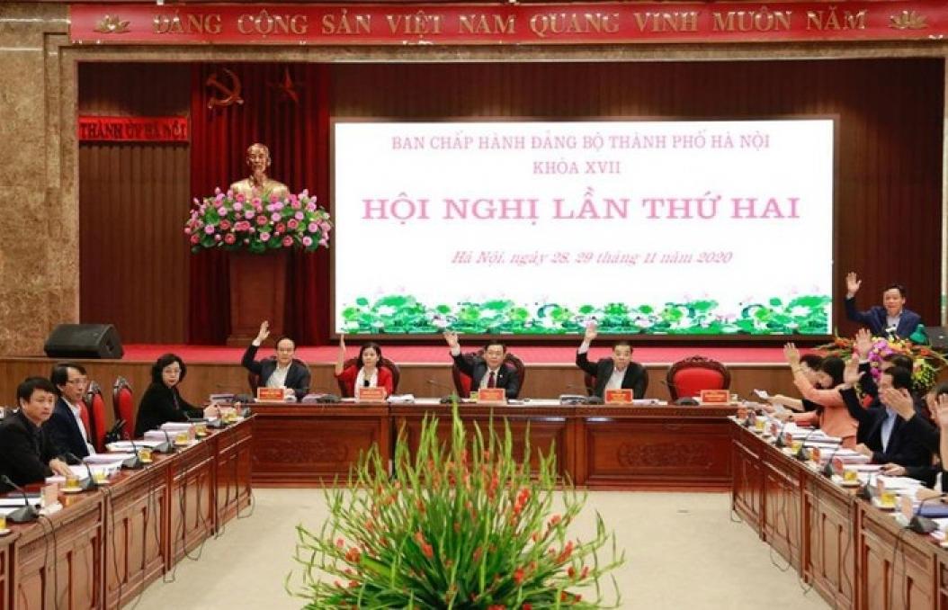 Hội nghị lần thứ 2 Ban Chấp hành Đảng bộ Hà Nội: Đúc rút, định hướng và phát huy