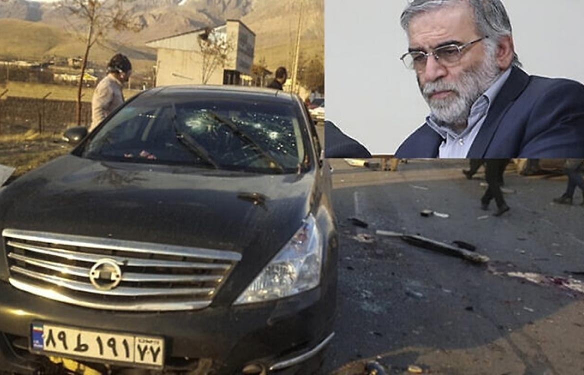 Nhà khoa học hạt nhân hàng đầu của Iran bị ám sát như thế nào?
