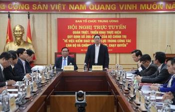Ông Phạm Minh Chính: Chuẩn bị tốt nhân sự để không bị động