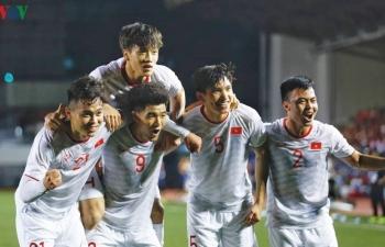 Văn Hậu tiết lộ lý do U22 Việt Nam vất vả thắng U22 Singapore