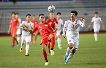 """HLV Park Hang Seo: """"U22 Việt Nam cần tập trung cho trận gặp Thái Lan"""""""